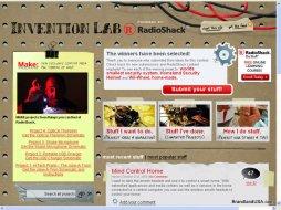 Radio Shack Invention Lab