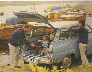 Saab 95s 1959