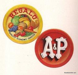 Regalo Brand at A&P