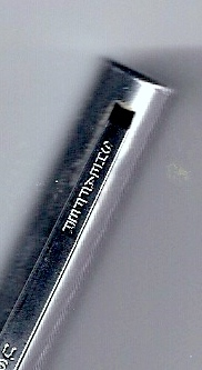 Sheaffer pen
