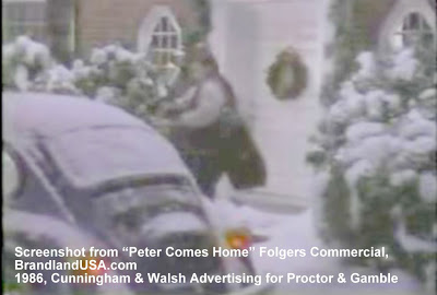 Folgers Peter Commercial