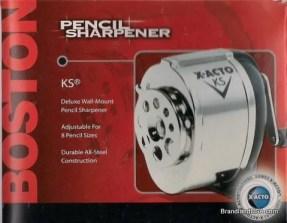 Boston Pencil Sharpener