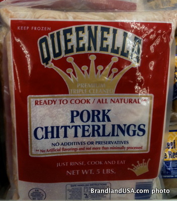 Queenella Chitterlings