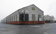 Harland & Wolff buildings