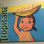 Tropic-Ana former mascot for Tropicana.