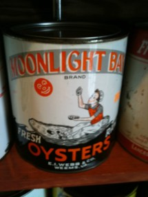 Moonlight bay oysters