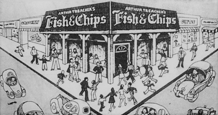 Arthur Treachers Fish & Chips