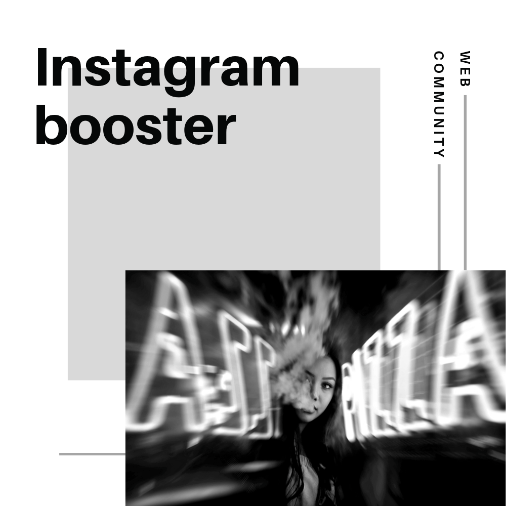 Instagram Booster 8
