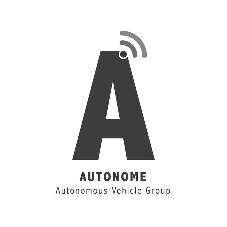 Brandner Graphics Daily Logo Challenge Day 5 Autonomous Vehicle