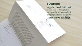 Letter template / Corporate Font