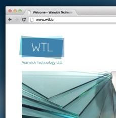 version 1, website mock-up