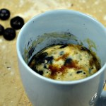 Blueberry Muffins In A Mug Brand New Vegan