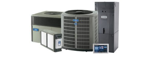 small resolution of american standard brand of air conditioning equipment dealer hvac equipment family photo