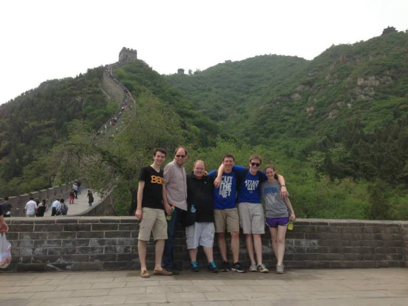 The Great Wall 2013