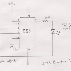 555 Timer Wiring Diagram 3d Plant Cell Led Dimmer Circuit Moreover Flasher Resistor Turn Signal Bulb Library