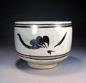 Painted Cizhou Bowl, Song Dynasty