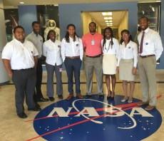NASA Internship Summer 2015