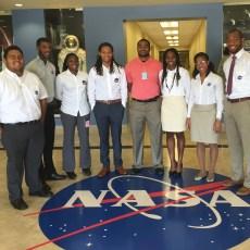 NASA Internship Summer 2015