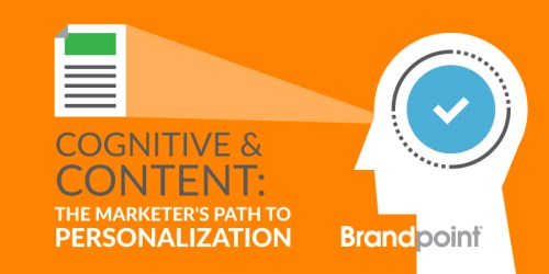 Cognitive and Content: The marketer's path to personalization