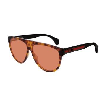 Gucci – GG0462S-30006420 – Bruin Designeritems.nl