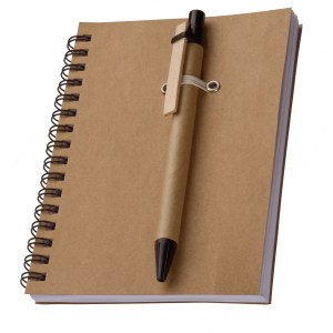Eco Friendly notepad 02