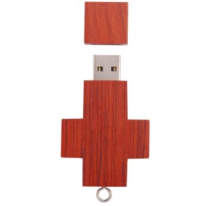 Cross shape custom usb