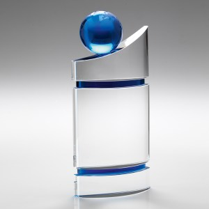 CRYSTAL AWARD blue03