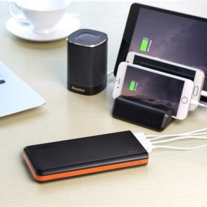 Power up- The induction charger powerbank
