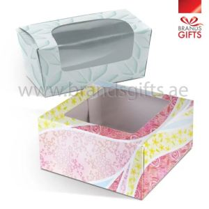 Food and Sweet Boxes and Packaging, Print Custom Boxes with your design with any Style and Shape. Dubai, Abu Dhabi, UAE Supplier.www.brandsgifts.ae