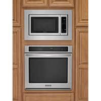 """Whirlpool MK2160AS 30"""" Microwave Trim Kit, Gives The"""
