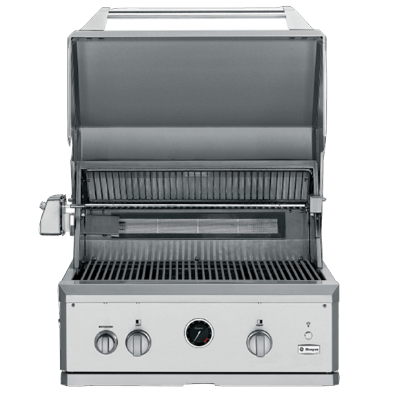 ge monogram bbq grill