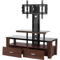 """Vidao FL6850S 63"""" TV Stand With Mount And Drawers ..."""