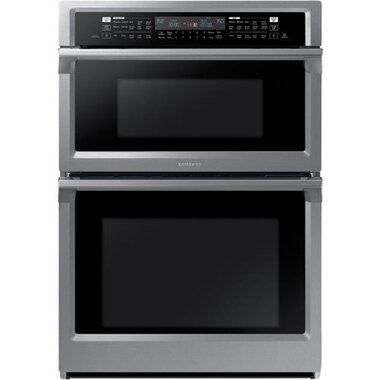 30 stainless steel built in combination microwave wall oven