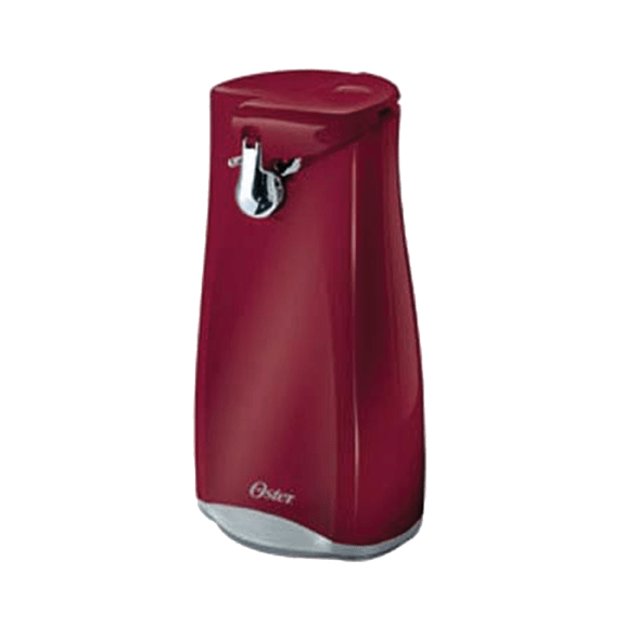 kitchen knife magnet tuscan style oster 3152 can opener - red, precision cutting, convenient ...