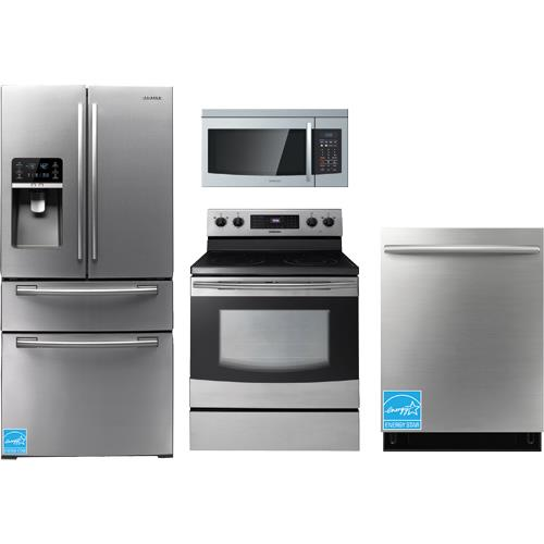 Samsung RF4267HARS Stainless Steel Complete Kitchen
