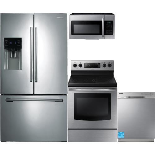 Samsung Stainless Steel Complete Kitchen Package