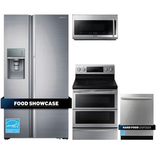 Samsung RH29H9000SR Stainless Steel Complete Kitchen