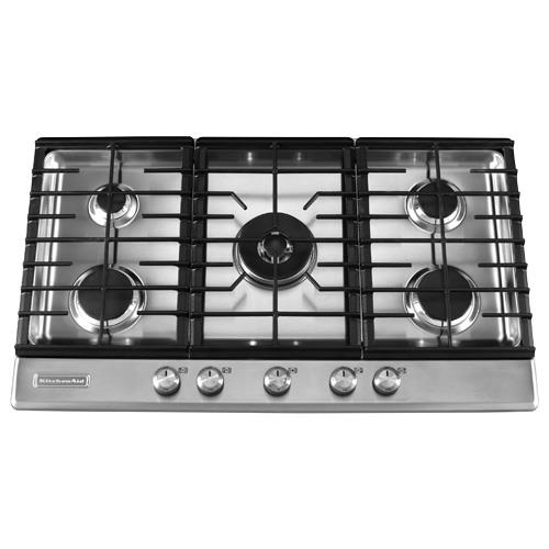 KitchenAid KFGS366VSS Architect Series Ll 36 5 Burner