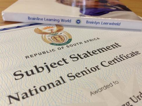 Image result for HOW TO CHECK YOUR MATRIC RESULTS
