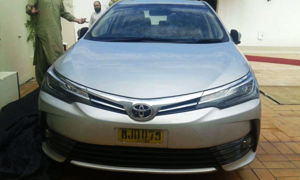 2018 toyota altis.  Altis The Techgiant Has Decided To Take It Up A Notch And Bring Tough Ride  Into Markets By Introducing Toyota Corolla Altis Grande 2018 Facelift Intended Toyota Altis