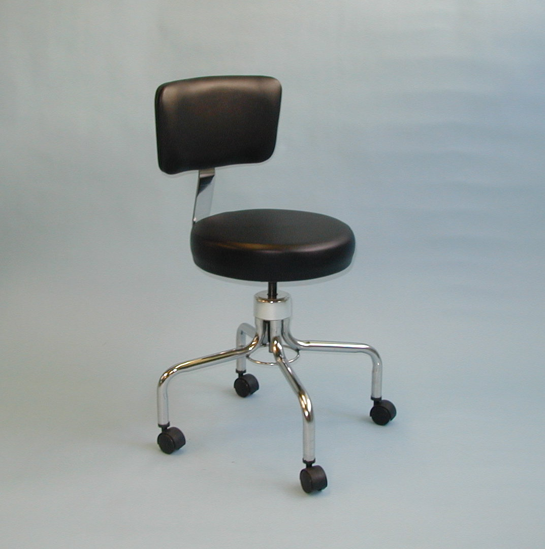 revolving chair for doctor asian massage chairs brandt industries stools stool