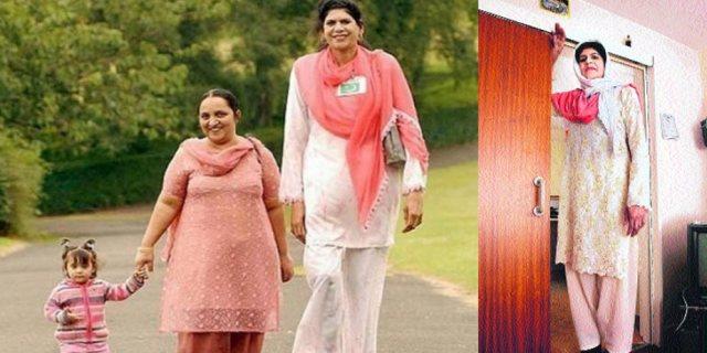 Pakistan's Tallest Women, Zainab Bibi, Passes Away - Brand Voice