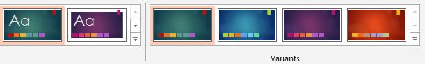 Super Theme Color Variants