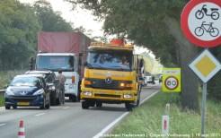 Ongeval Venloseweg Brandweer Nederweert 292