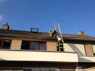 Keukenbrand Wilhelminastraat Nederweert 342