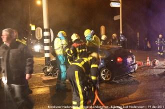 Ongeval Lindenstraat Rijksweg Zuid Nederweert 1