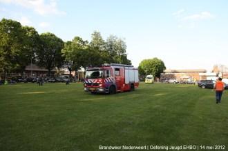 Oefening Jeug EHBO Rochusplein Nederweert 209