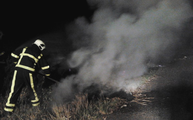 Buitenbrand Leveroysedijk Nederweert-Eind