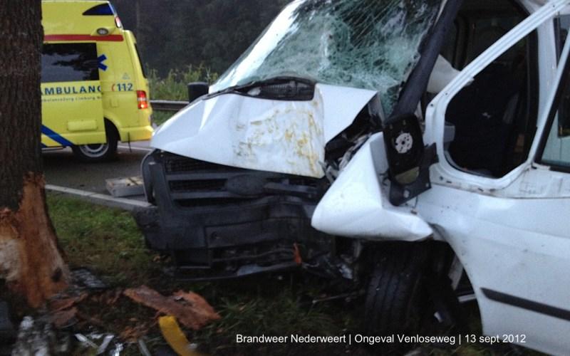 Dodelijk ongeval Venloseweg Nederweert