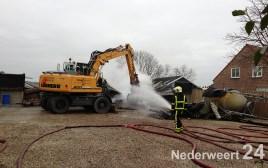 Brand Heijsterstraat Nederweert 1460